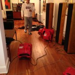 Water-Damage-Machine-Pleasant Hill-CA